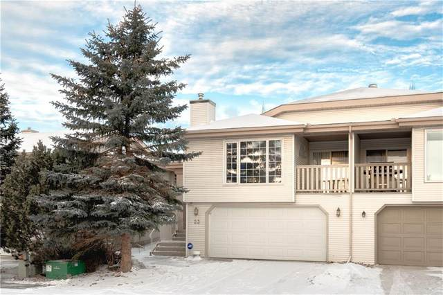 23 Millbank Hill(S) SW, Calgary, AB T2Y 2Z1 (#C4290481) :: The Cliff Stevenson Group