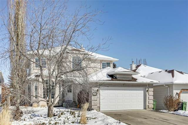 81 Valley Meadow Garden(S) NW, Calgary, AB T3B 5L9 (#C4290599) :: The Cliff Stevenson Group