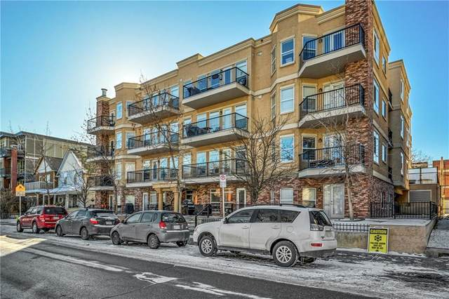 323 18 Avenue SW #205, Calgary, AB T2S 0C4 (#C4290603) :: The Cliff Stevenson Group