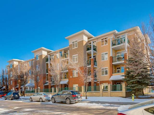 5720 2 Street SW #214, Calgary, AB T2H 3B3 (#C4290607) :: The Cliff Stevenson Group