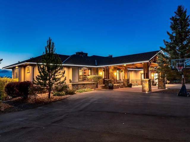 244020 Partridge Place, Rural Rocky View County, AB T3Z 3M2 (#C4290625) :: The Cliff Stevenson Group