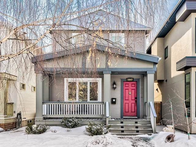 1647 Bowness Road NW, Calgary, AB T2N 3K1 (#C4290637) :: The Cliff Stevenson Group