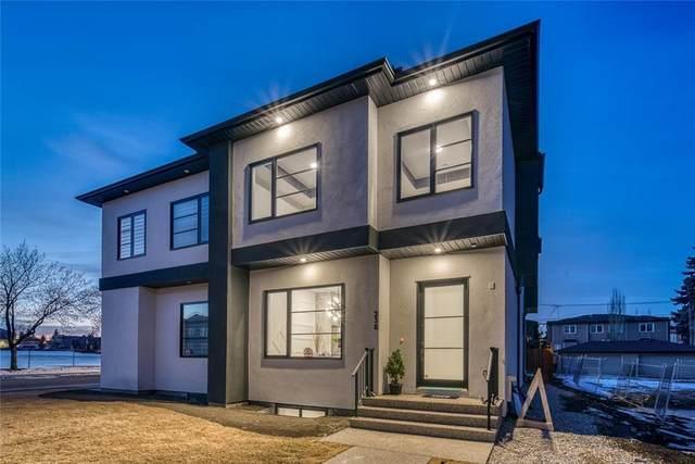 238 24 Avenue NW, Calgary, AB T2M 1X2 (#C4290656) :: The Cliff Stevenson Group
