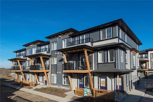 156 Savanna Walk/Walkway NE, Calgary, AB T3J 0Y2 (#C4290663) :: The Cliff Stevenson Group