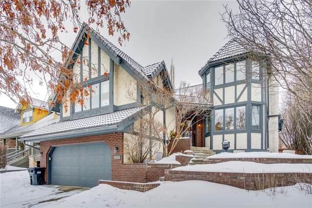 1141 Dorchester Avenue SW, Calgary, AB T2T 1B1 (#C4290676) :: The Cliff Stevenson Group