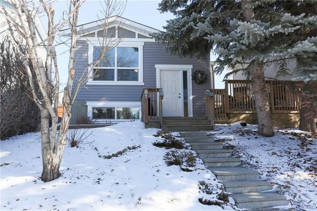 81 Deer Ridge Way SE, Calgary, AB T2J 5Y7 (#C4290690) :: The Cliff Stevenson Group