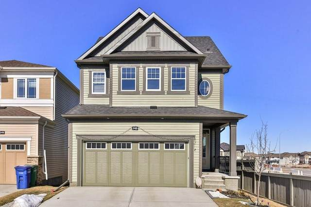 245 Windrow Crescent SW, Airdrie, AB T4B 4K4 (#C4290694) :: Western Elite Real Estate Group