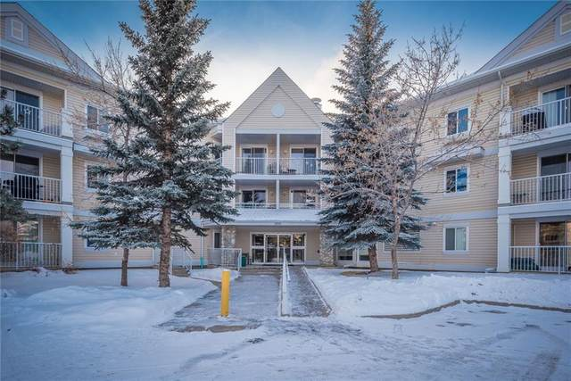 11 Chaparral Ridge Drive SE #1212, Calgary, AB T2X 3K4 (#C4290702) :: The Cliff Stevenson Group