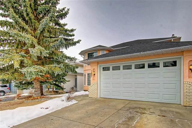 167 Scanlon Green NW, Calgary, AB T3L 1N3 (#C4290718) :: The Cliff Stevenson Group
