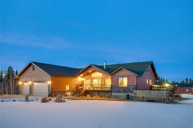 32157 Range Road 51, Rural Mountain View County, AB T0M 1X0 (#C4290721) :: The Cliff Stevenson Group