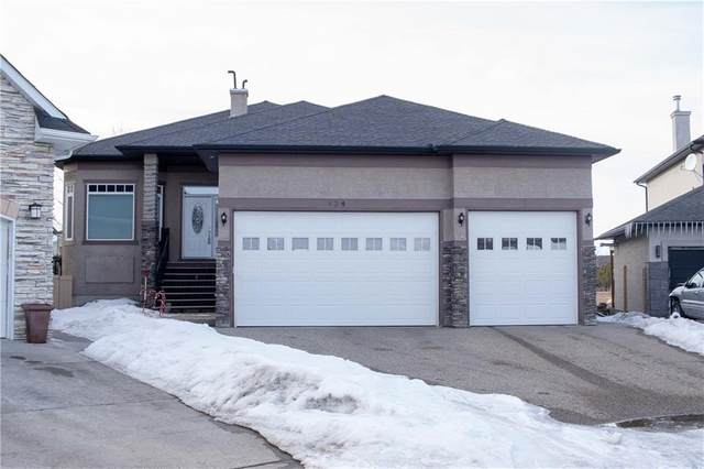 424 East Lakeview Place, Chestermere, AB T1X 1W3 (#C4290736) :: The Cliff Stevenson Group