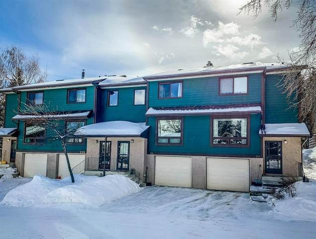 218 Kluane Drive, Banff, AB T1L 1A2 (#C4290749) :: The Cliff Stevenson Group