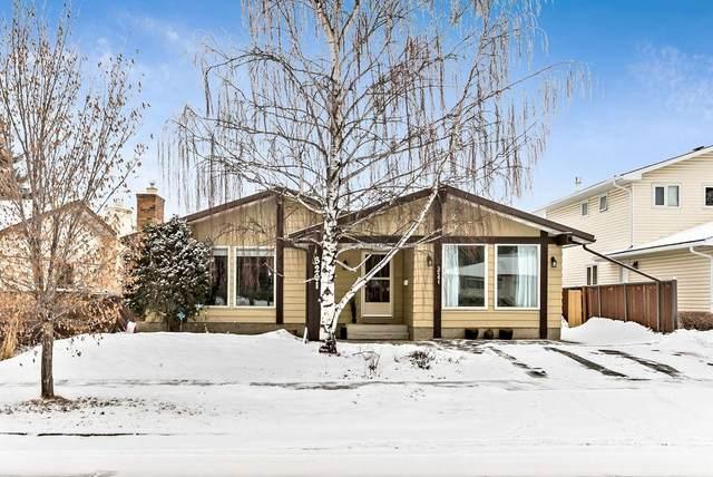 3261 Cedarille Drive SW, Calgary, AB T2W 2N2 (#C4290750) :: The Cliff Stevenson Group