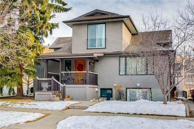 944 5 Street NW, Calgary, AB T2N 1R3 (#C4290763) :: The Cliff Stevenson Group