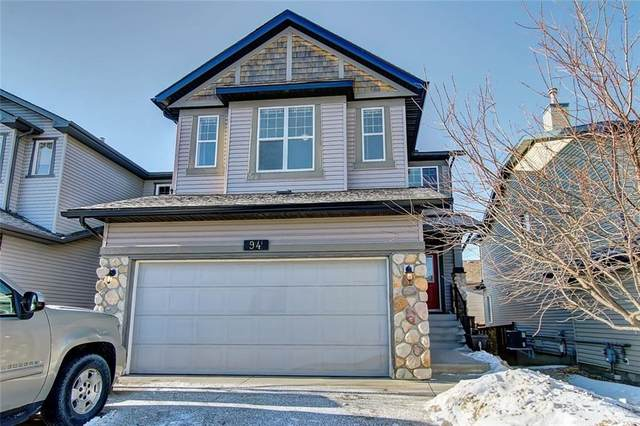 94 Rockyspring Circle NW, Calgary, AB T3G 6A1 (#C4290767) :: The Cliff Stevenson Group