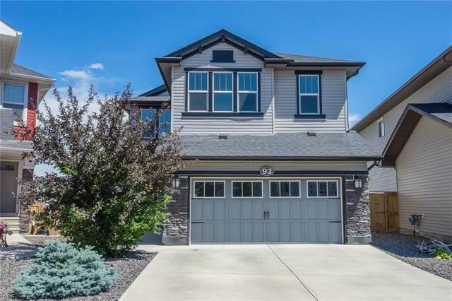 92 Sage Bank Crescent NW, Calgary, AB T3R 0J2 (#C4290783) :: Calgary Homefinders