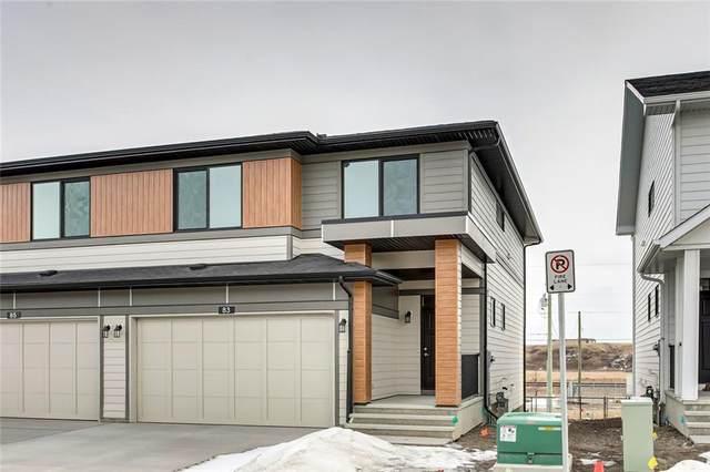 83 Harvest Grove Common NE, Calgary, AB T3K 4T6 (#C4290813) :: The Cliff Stevenson Group