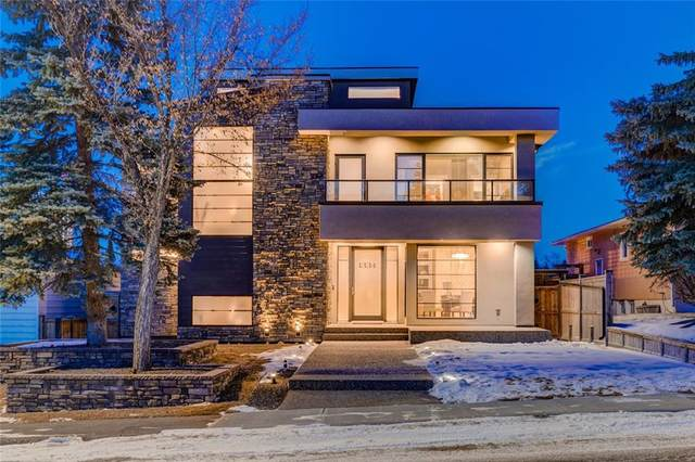 1334 Windsor Street NW, Calgary, AB T2N 3X1 (#C4290825) :: The Cliff Stevenson Group