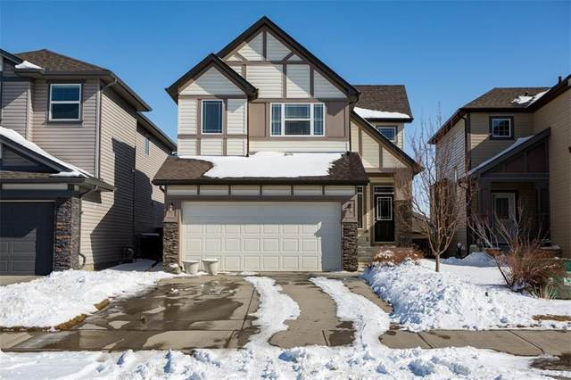342 Coopers Drive SW, Airdrie, AB T4B 0L8 (#C4290826) :: The Cliff Stevenson Group