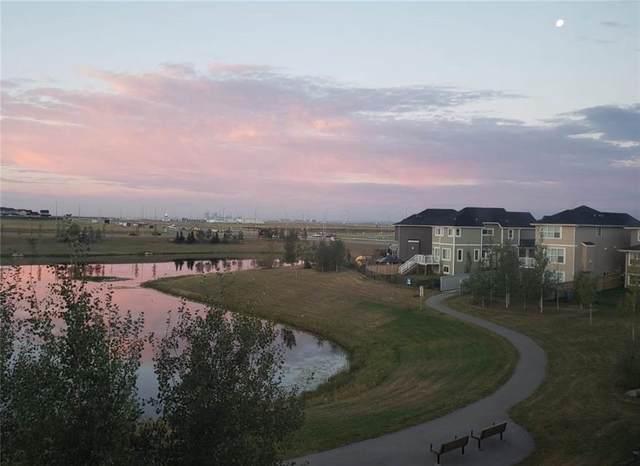 45 Redstone Drive NE, Calgary, AB T3N 0N2 (#C4290902) :: The Cliff Stevenson Group