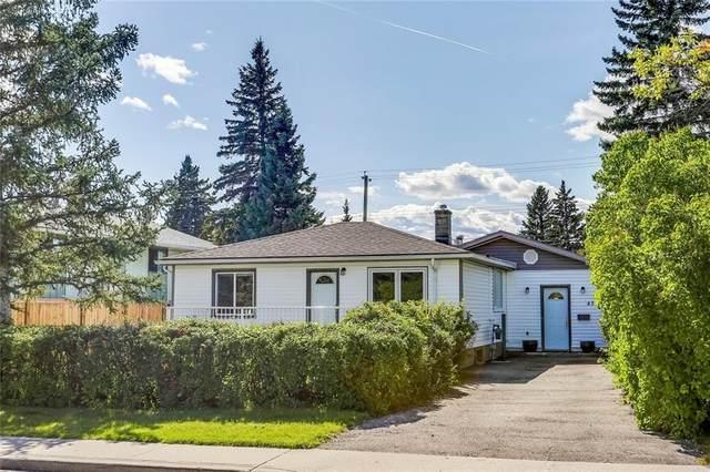 4351 70 Street NW, Calgary, AB T3B 2K4 (#C4290922) :: The Cliff Stevenson Group