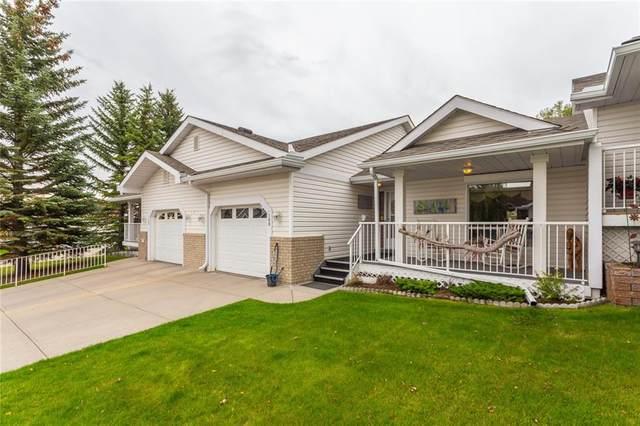 160 Macewan Ridge Villa(S) NW, Calgary, AB T3K 4G3 (#C4290948) :: The Cliff Stevenson Group