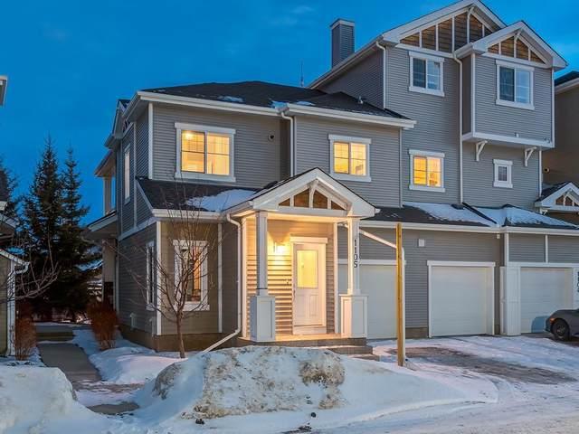 281 Cougar Ridge Drive SW #1105, Calgary, AB T3H 0H3 (#C4290949) :: The Cliff Stevenson Group