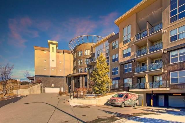 88 Arbour Lake Road NW #318, Calgary, AB T3G 0C2 (#C4290952) :: The Cliff Stevenson Group