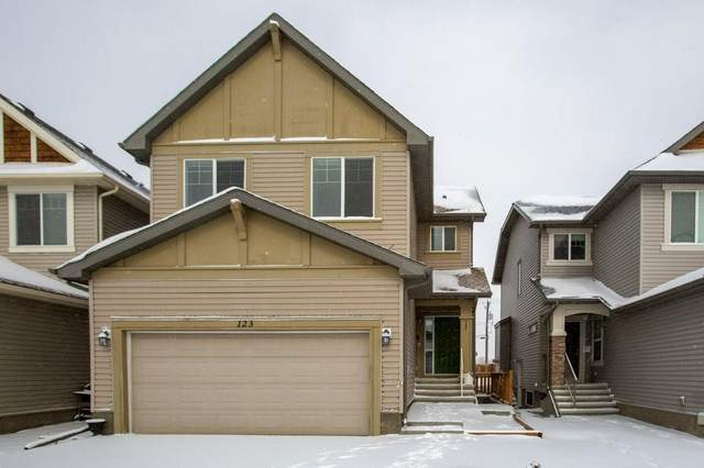 123 Martha's Meadow Close NE, Calgary, AB T3J 4Z2 (#C4290963) :: The Cliff Stevenson Group