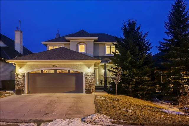 363 Discovery Place SW, Calgary, AB T3H 4N7 (#C4290979) :: The Cliff Stevenson Group