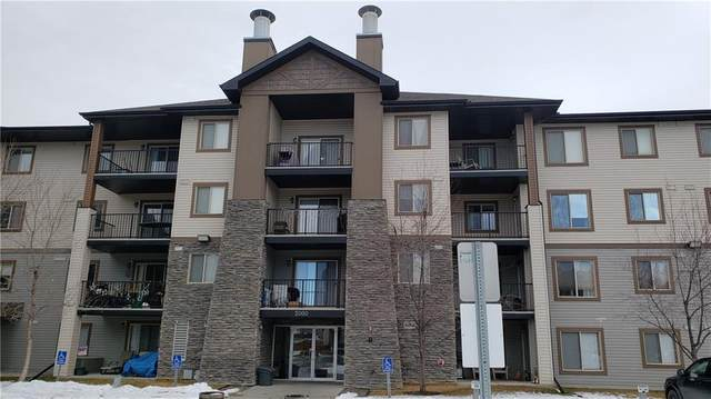 8 Bridlecrest Drive SW #2317, Calgary, AB T2Y 0H6 (#C4291017) :: The Cliff Stevenson Group