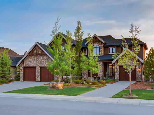 356 Spyglass Way, Rural Rocky View County, AB T3L 0C9 (#C4291021) :: Calgary Homefinders