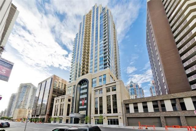 930 6 Avenue SW #1904, Calgary, AB T2P 1J3 (#C4291032) :: The Cliff Stevenson Group