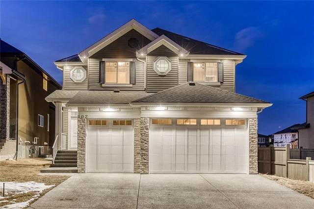 302 Kinniburgh Road, Chestermere, AB T1X 0Y6 (#C4291073) :: The Cliff Stevenson Group