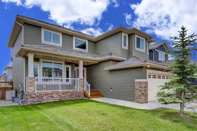 845 Fairways Green NW, Airdrie, AB T4B 3E7 (#C4291089) :: The Cliff Stevenson Group