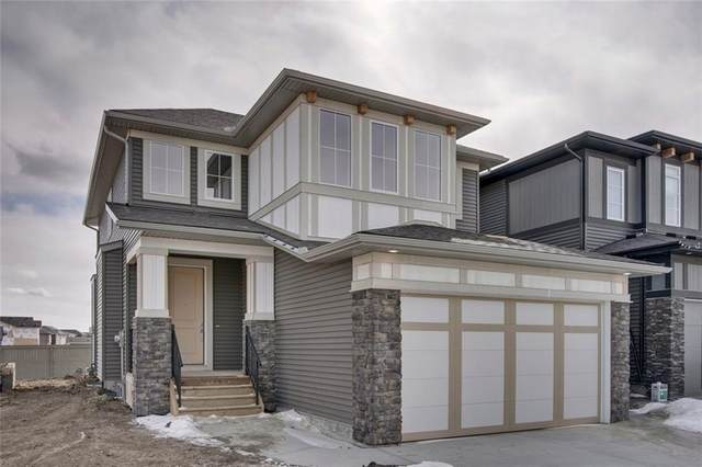 206 Coopersfield Way SW, Airdrie, AB T4B 4K7 (#C4291098) :: The Cliff Stevenson Group