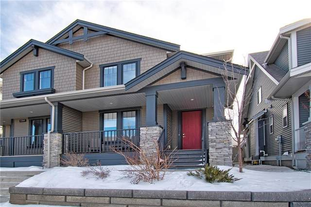 1289 Coopers Drive SW, Airdrie, AB T4B 3T7 (#C4291121) :: The Cliff Stevenson Group