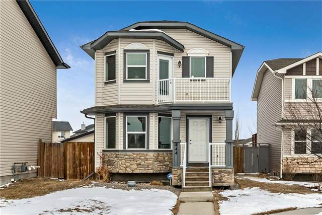 444 Luxstone Place, Airdrie, AB T4B 0A1 (#C4291128) :: The Cliff Stevenson Group