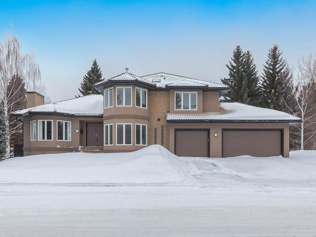 3 Pumpmeadow Crescent SW, Calgary, AB T2X 3C9 (#C4291148) :: The Cliff Stevenson Group