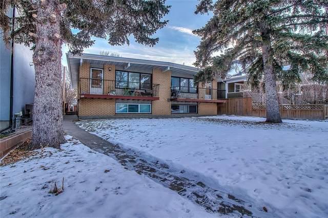 607 24 Avenue NW, Calgary, AB T2M 1X6 (#C4291194) :: The Cliff Stevenson Group
