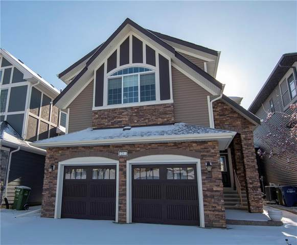 23 Cooperstown Place SW, Airdrie, AB T4B 3T5 (#C4291199) :: The Cliff Stevenson Group