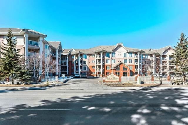 8535 Bonaventure Drive SE #121, Calgary, AB T2H 3A1 (#C4291231) :: The Cliff Stevenson Group