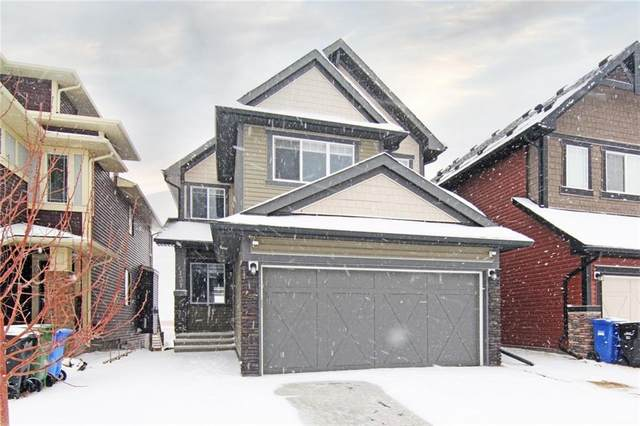 131 Saddlelake Terrace NE, Calgary, AB T3J 0V3 (#C4291243) :: The Cliff Stevenson Group