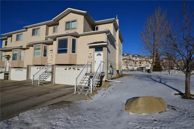 98 Country Hills Garden(S) NW, Calgary, AB T3K 5G2 (#C4291246) :: The Cliff Stevenson Group