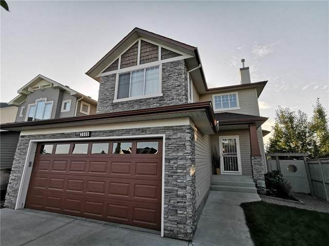 2608 Coopers Circle SW, Airdrie, AB T4B 3K2 (#C4291256) :: The Cliff Stevenson Group