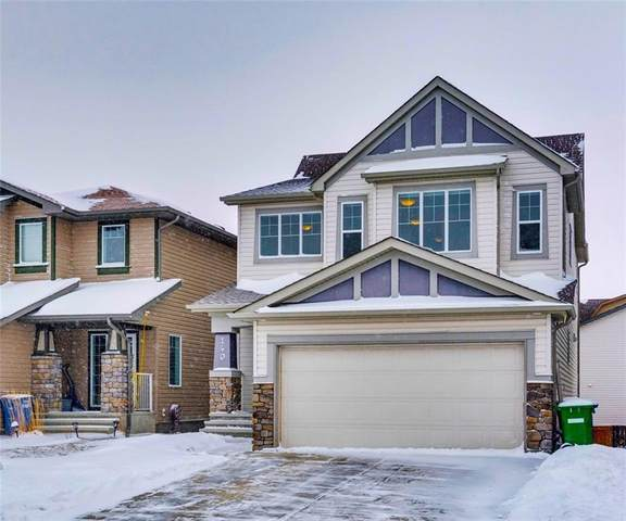 140 Reunion Grove NW, Airdrie, AB T4B 0Z2 (#C4291307) :: The Cliff Stevenson Group