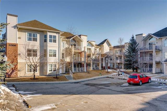 6900 Hunterview Drive NW #204, Calgary, AB T2A 2T5 (#C4291314) :: The Cliff Stevenson Group