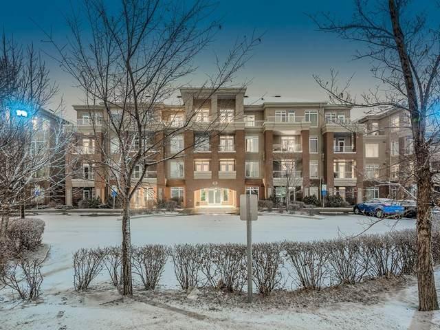 8 Hemlock Crescent SW #205, Calgary, AB  (#C4291337) :: The Cliff Stevenson Group