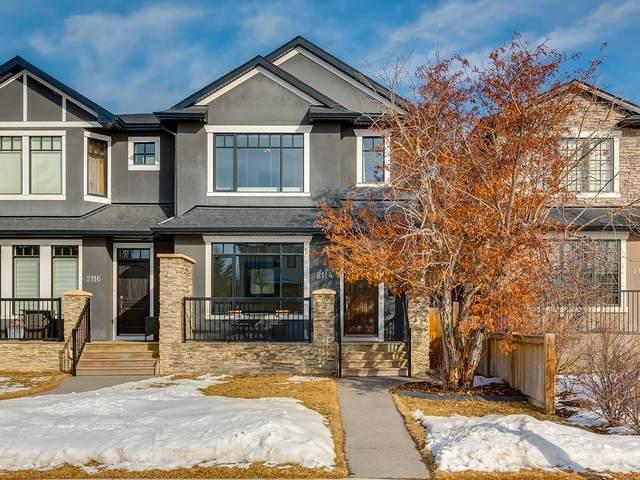 2114 53 Avenue SW, Calgary, AB T3E 1K8 (#C4291339) :: The Cliff Stevenson Group