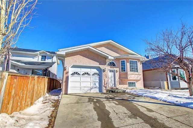 2218 19 Street NE, Calgary, AB  (#C4291350) :: The Cliff Stevenson Group